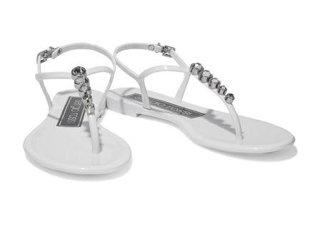 #jellysandals #sandals #jeweledsandals #pool #beachwear #poolparty #footwear    #LTKshoecrush #LTKswim #LTKSeasonal #competition http://liketk.it/3iukO #liketkit @liketoknow.it
