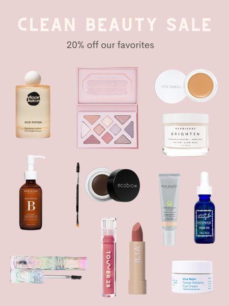Credo clean beauty sale— 20% off everything! 💄   #LTKsalealert #LTKbeauty