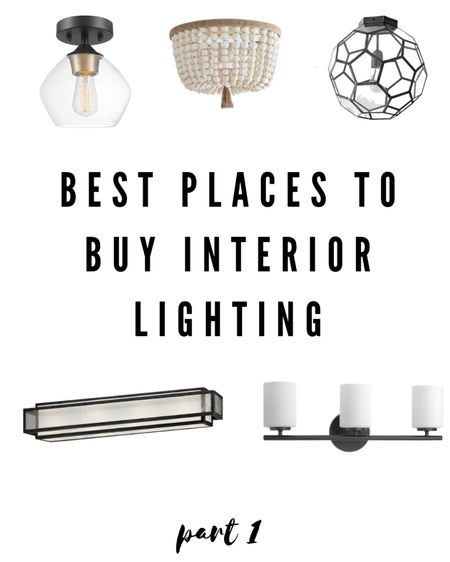 Interior lighting round up modern flush mounts, new light fixtures, contemporary lights, boho lighting, beaded light fixtures #StayHomeWithLTK #LTKhome #liketkit @liketoknow.it.home @liketoknow.it http://liketk.it/2OOjV Shop your screenshot of this pic with the LIKEtoKNOW.it shopping app
