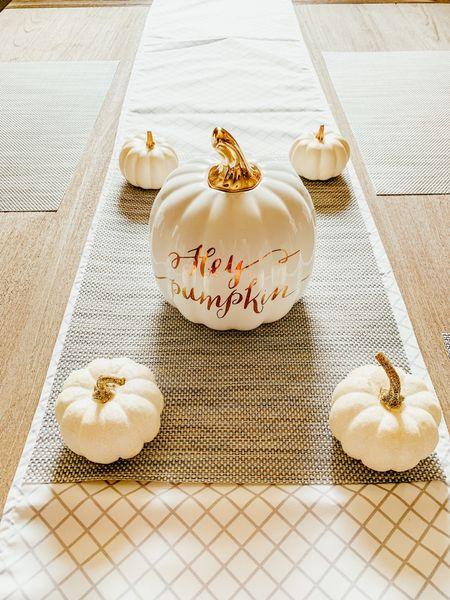 Pumpkin season   #LTKSeasonal #LTKstyletip #LTKhome