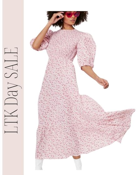 So many gorgeous dresses included in the Nasty Gal LTK Day sale! Linking a few of my favorites! Summer outfits, maxi dress, beach vacation outfits http://liketk.it/3hgD4 #liketkit #LTKDay #LTKsalealert #LTKunder50 @liketoknow.it