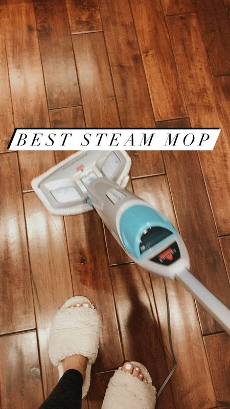 Steam mop amazing for all floor surfaces!  #springcleaning #home #appliances  #LTKhome #LTKSeasonal