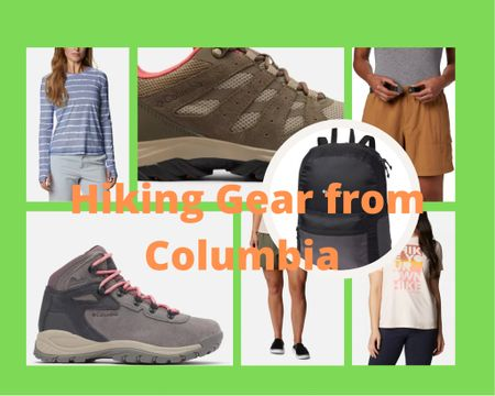 Ready to spend some time on the trails??? These pieces by Columbia will keep on comfortable, protected from the sun and your feet dry! #LTKtravel #LTKfit #LTKsalealert http://liketk.it/3hLBB #liketkit @liketoknow.it