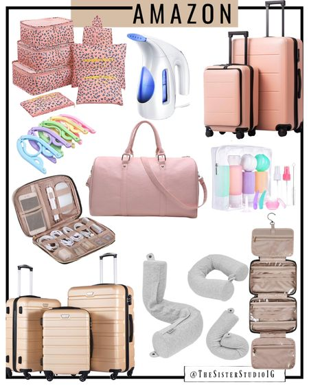Amzon travel essentials. Vacation mode.    http://liketk.it/3jUVI @liketoknow.it #liketkit #LTKtravel #LTKstyletip