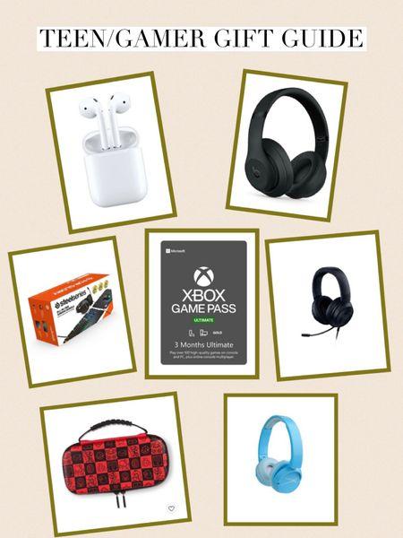 Teen/gamer gift guide 🎮 http://liketk.it/32jbi #liketkit @liketoknow.it