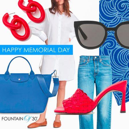 Happy Memorial Day! Enjoy the day off and the Memorial Day Sales and deals. We rounded up our favorite sales in fashion, accessories, beauty and home to get you ready for the summer months ahead.   #LTKunder50 #LTKsalealert #LTKSeasonal