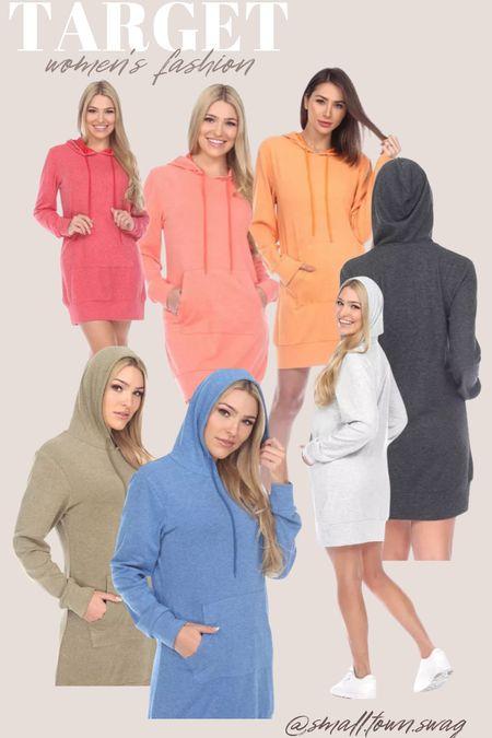 The sweatshirt dress if your dreams — Target find!! . . . . Sweater // sweatshirt // dress // dresses // sweater dress // sweatshirt dress // hoodie // comfy dress // comfy cozy //  Target style // Target finds // Target sweater // Target cardigan // target deals // wild fable // universal thread // sweater // sweaters // cardigan // fall style // fall outfit // fall outfits // casual style // Target deals  #LTKbump #LTKstyletip #LTKunder50