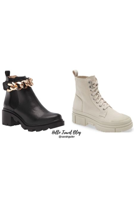 Nordstrom sale. Steve Madden. Amazon finds. Fall style. Fall shoes. Combat boots. Nordstrom anniversary sale. Gold chain booties. Neutral boots. Tan boots.   #LTKstyletip #LTKsalealert #LTKshoecrush