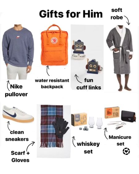 http://liketk.it/30OwT Christmas and holiday gift ideas for him!  New gift guide for him with lots of ideas now on dressmeblonde.com what to buy your husband, boyfriend, brother, dad etc this Christmas and holiday season is all taken care of with all these great ideas! http://liketk.it/2HPHe #liketkit @liketoknow.it #LTKunder50 #LTKunder100 #LTKfamily #LTKmens #LTKsalealert
