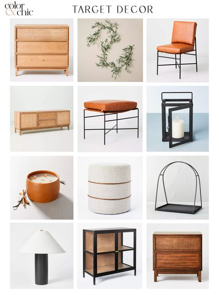 Target decor including hearth and hand by magnolia and studio McGee! Love these affordable finds for any home   #LTKstyletip #LTKhome