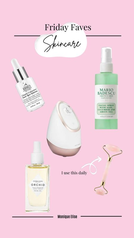 Current skincare faves!   #LTKsalealert #LTKunder50 #LTKbeauty