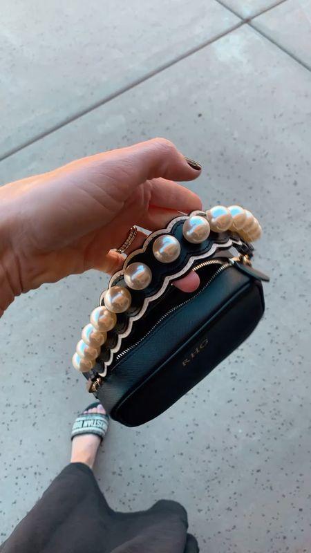 Pearl strap, purse strap   #LTKstyletip #LTKunder50
