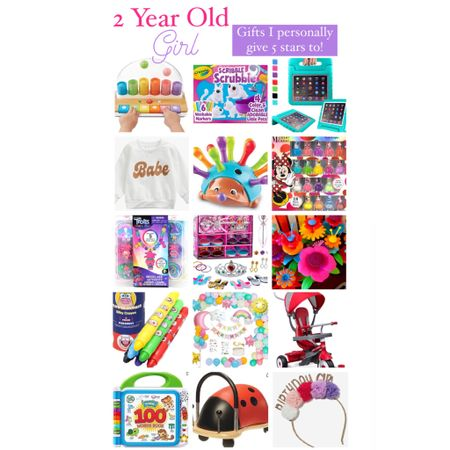 I can personally vouch for every single item here and promise she'll love them all!  #LTKGiftGuide #LTKHoliday #LTKbaby