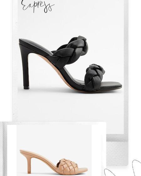 Express, quilted sandals, summer sandals, @liketoknow.it #liketkit http://liketk.it/3hXFg #LTKshoecrush #LTKunder100 #LTKstyletip