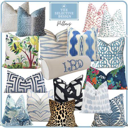 Decorative pillows for sofas, beds, and more!  #LTKstyletip #LTKhome #LTKsalealert