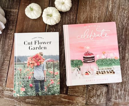 Favorite coffee table books for gardening and entertaining! Fall coffee table books. ❤️  #LTKunder100 #LTKhome #LTKunder50