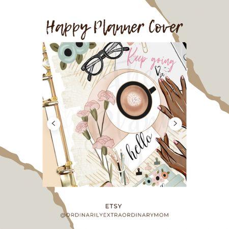 Happy Planner Cover  #LTKunder100