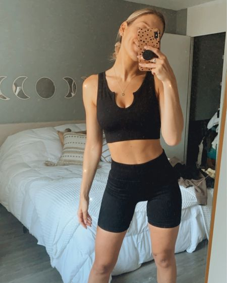workout set by #amazon http://liketk.it/3hs1g #liketkit @liketoknow.it  #amazonfashion #workout #workoutfit