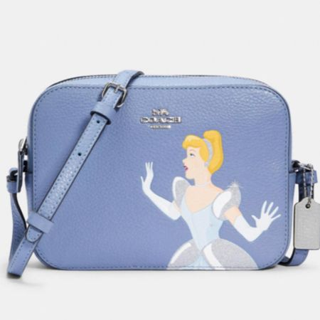 Disney coach purses are so beautiful! I just ordered this Cinderella bag and it's perfect for spring time! http://liketk.it/3bSYS #liketkit #LTKSpringSale #LTKsalealert #LTKitbag @liketoknow.it Follow me on the LIKEtoKNOW.it shopping app to get the product details for this look and others