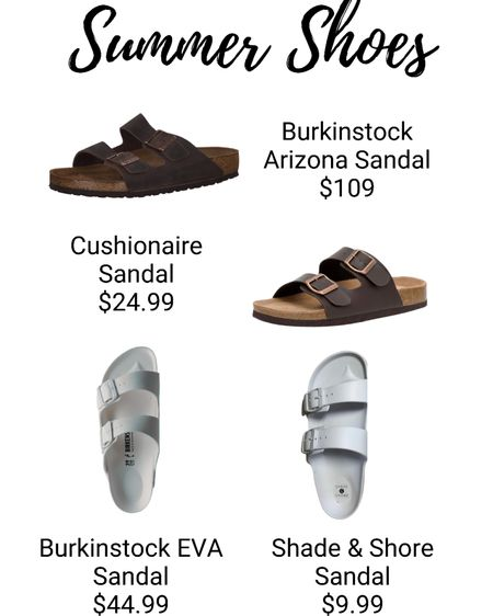 Comfy must have summer sandals!  Best part is @target has 20% shoes for the entire family for Memorial Day weekend sale!!  http://liketk.it/3gbV6 #liketkit @liketoknow.it #LTKshoecrush #LTKsalealert #LTKfamily