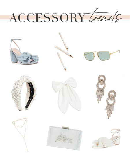 Must have bridal accessories!   #LTKshoecrush #LTKstyletip #LTKwedding