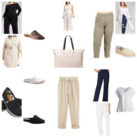 Here are some of my fashionable travel attire  that will get you through the airport to your destination #LTKSeasonal #LTKtravel http://liketk.it/3hKld @liketoknow.it #liketkit Screenshot or 'like' this pic to shop the product details from the LIKEtoKNOW.it app, available now from the App Store! #LTKcurves #LTKstyletip