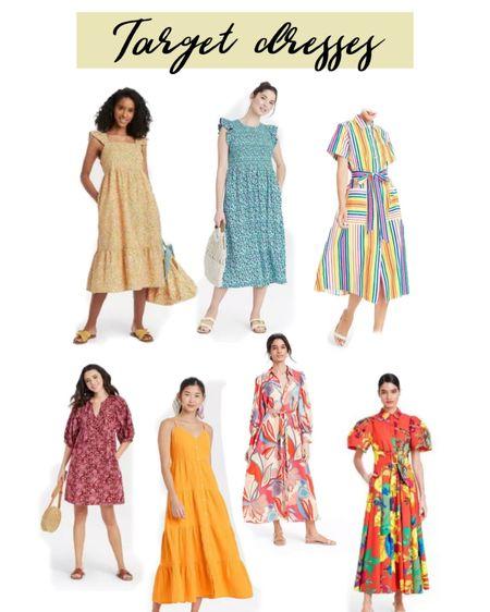 #liketkit @liketoknow.it http://liketk.it/3fTZC #LTKunder50 #LTKtravel #LTKworkwear Target dresses , Christopher john roger dresses, Target fashion finds, Target summer favorites, dresses under $50, summer vacation dresses, resort wear