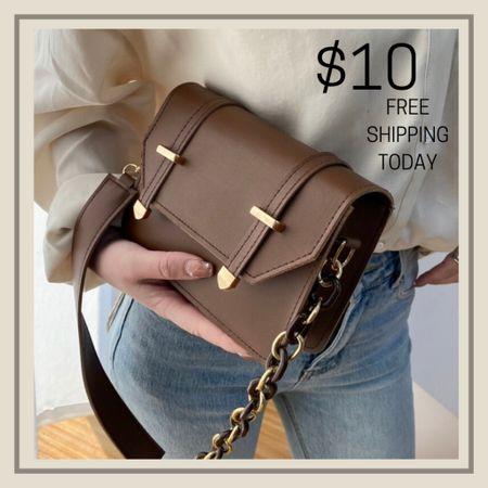 Flap shoulder purse  #LTKunder50 #LTKitbag #LTKstyletip