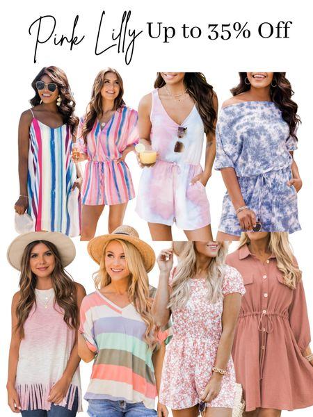 Spring and summer wear #romper #springdress #dress #springromper  #LTKSeasonal #LTKunder50 #LTKsalealert