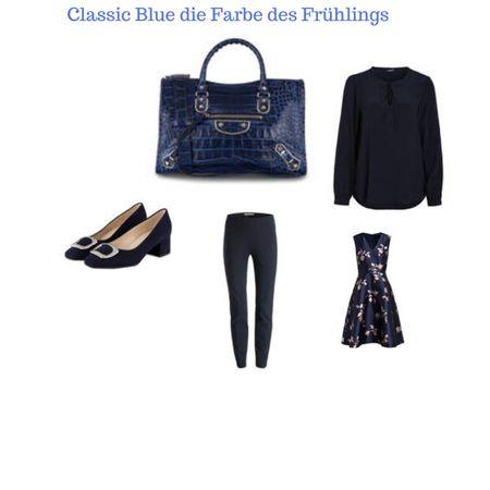 Classic blue die Farbe für den Frühling.  Was ist deine Lieblingsfarbe? http://liketk.it/2Kbci @liketoknow.it #liketkit #LTKstyletip