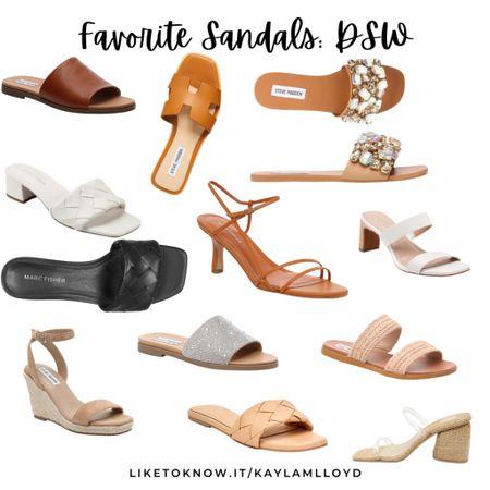 My absolute favorite sandal picks for summer from DSW http://liketk.it/3fCIy @liketoknow.it #liketkit #LTKunder100 #LTKshoecrush #LTKsalealert