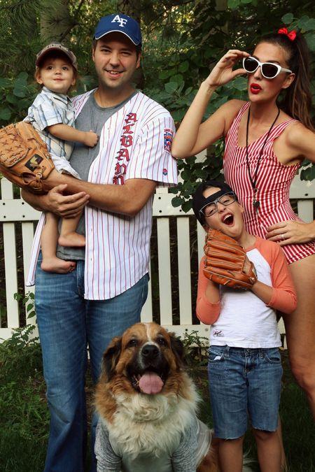 Sandlot Halloween Costume, Family Halloween Ideas, Walmart Finds