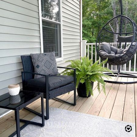 Porch decor! Ready for spring http://liketk.it/3cWGS @liketoknow.it #liketkit #LTKunder50 #LTKunder100 #LTKhome @liketoknow.it.home