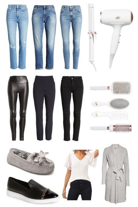 Nordstrom Sale 2021. Items I've ordered & things I already have and love from the sale! Jeans on sale, comfy Barefoot Dreams Nordstrom Sale. #Nsale #T3   #LTKsalealert #LTKunder100