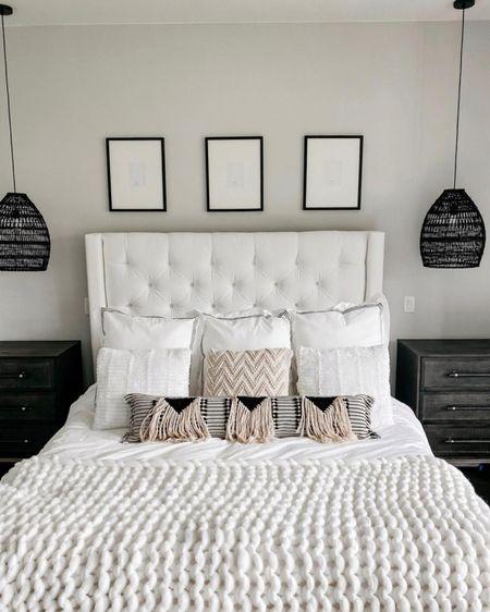 Bedroom decor!! #liketkit http://liketk.it/2VnVt @liketoknow.it #amazonhome #targethome #LTKstyletip #LTKsalealert #LTKhome @liketoknow.it.home