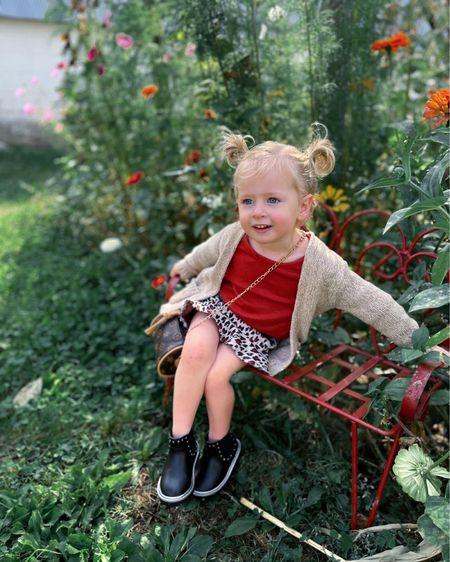 Toddler girl outfit from Walmart   #LTKbaby #LTKkids #LTKunder50