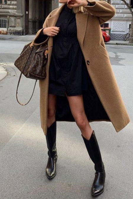 Long winter coats   #LTKSeasonal #LTKstyletip #LTKeurope
