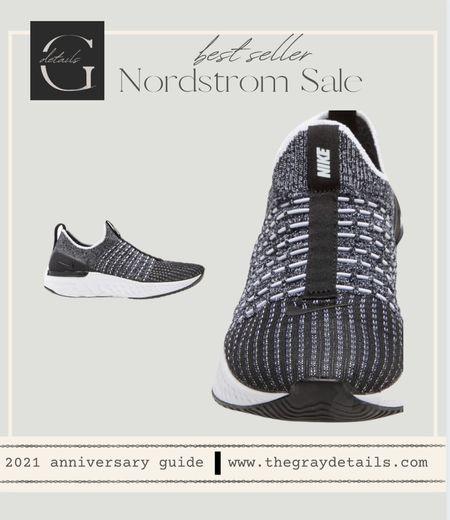 This Nike sneaker has been a best seller in Nordstrom anniversary sale #nsale #activewear #workout  #LTKtravel #LTKunder100 #LTKshoecrush