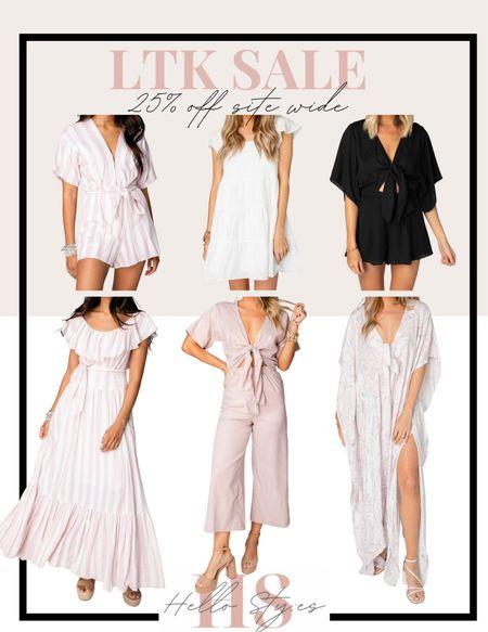 White dresses  Rompers  Travel outfit Maxi dress summer inspo   #LTKDay #LTKtravel #LTKsalealert
