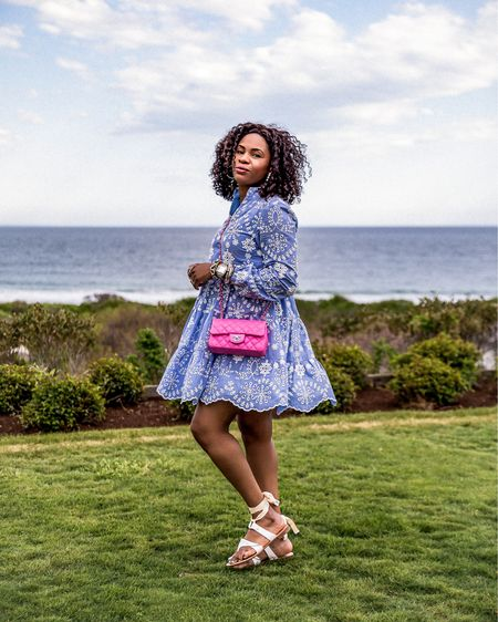 Happy memorial day! Remembering all the fallen soldiers. My airport/travel outfit inspiration video is now live so head over to my channel [link in bio] to check out all the looks, which also include this amazing dress from the @sailtosable x @jennlake ,  and let me know which one is your favorite.    Photo by @alliepr (Use code SARAHFLINT-MONICA50 For $50 off your shoe purchase)  Shop the post on the blog or via @liketoknow.it http://liketk.it/3gsrj #liketkit #LTKstyletip