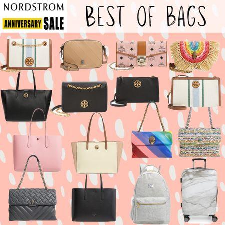 #nsale Nordstrom anniversary sale handbags, bags, luggage, designer   #LTKsalealert #LTKtravel #LTKitbag