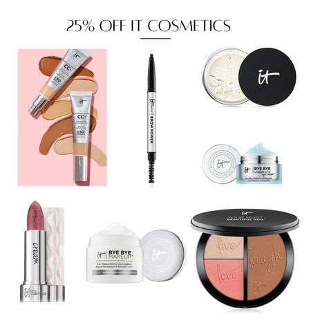 It cosmetics bronzer foundation eyebrow pencil lipstick   #LTKbeauty #LTKSale #LTKsalealert