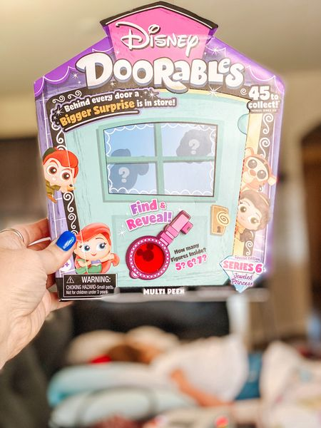 Looking for Christmas gift or birthday gift ideas? We love Disney Doorables!  #LTKkids