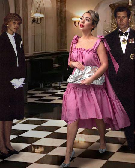 Princess Diana remake with the most gorgeous dress! http://liketk.it/36A5r @liketoknow.it #liketkit #LTKstyletip