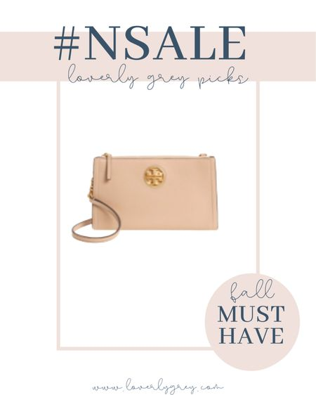 The Nordstrom anniversary sale is such a great time to treat yourself! Love the Tory Burch bags this year!   #LTKstyletip