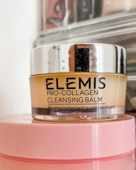 @elemis 25% off of my favorite cleansing balm #liketkit #LTKDay #LTKbeauty #LTKsalealert @liketoknow.it http://liketk.it/3hnC3