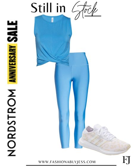 Obsessed with these new workout leggings I got from the anniversary sale!  #nsale Leggings Athleisure   #LTKstyletip #LTKfit #LTKsalealert