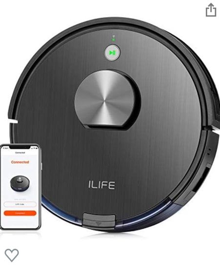 Let this robot vacuum do the work for you; bonus that it's on sale!  Home : Cleaning : Gift : Amazon Finds : Kitchen : Living Room #LTKsalealert #LTKhome #liketkit @liketoknow.it http://liketk.it/3gA8J