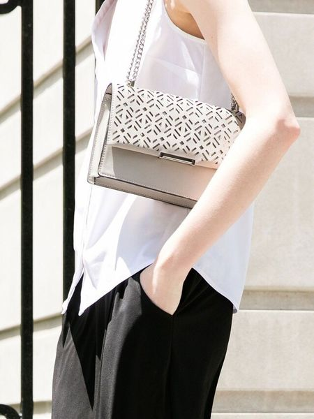 Grab your bag and head to happy hour (bonus points if your bag is our Mara cocktail bag!) 😉 Shop this style at #Zappos http://liketk.it/2oVBg @liketoknow.it #liketkit #WearITtoWork