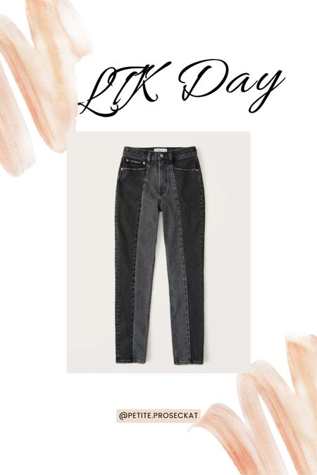 LTKJ is here! I've been eyeing these jeans for a while can't wait to grab them for 20% off!  Shop your screenshot of this pic with the LIKEtoKNOW.it shopping app #liketkit @liketoknow.it http://liketk.it/3hkj6